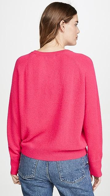White + Warren Essential Cashmere Sweater