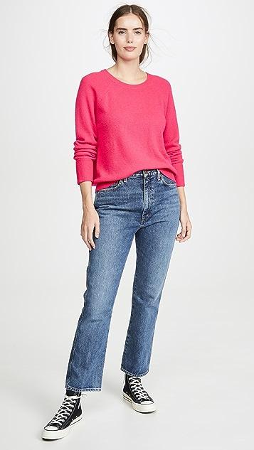 White + Warren Кашемировый свитер Essential