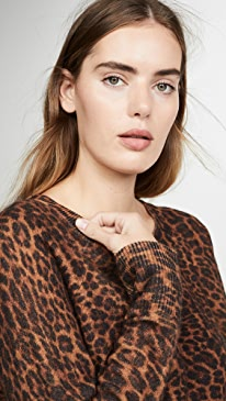 Leopard Essential Sweater