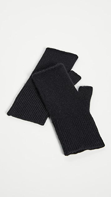 White + Warren Cashmere Arm Warmers