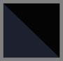深海军蓝/黑色