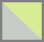 Grey Heather/Neon Pineapple