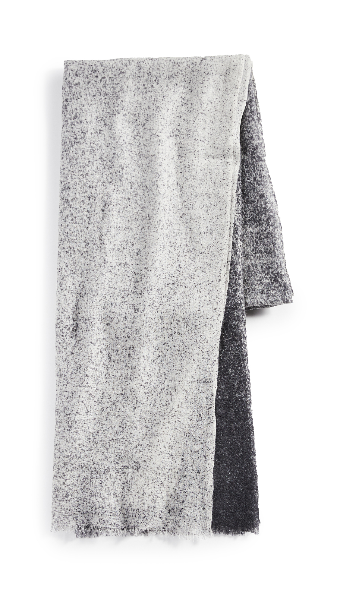White + Warren Spray Dye Woven Scarf