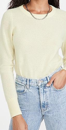 White + Warren - Crew Neck Cashmere Sweater