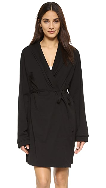 Wildfox I Only Get Up for Rose Robe