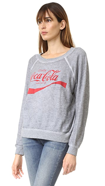 Wildfox Coca Cola Sweater