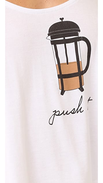 Wildfox Push It PJ Set