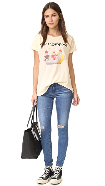 Wildfox Diet Dropout Sweater