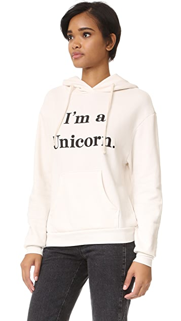 Wildfox I'm a Unicorn Sweatshirt