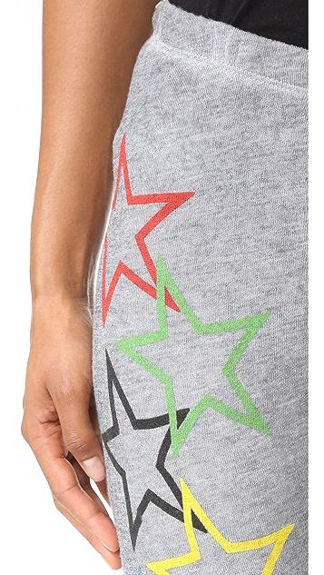 Wildfox Olympic Stars Sweats