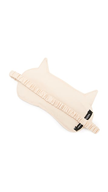 Wildfox Kitten Nap Eye Mask