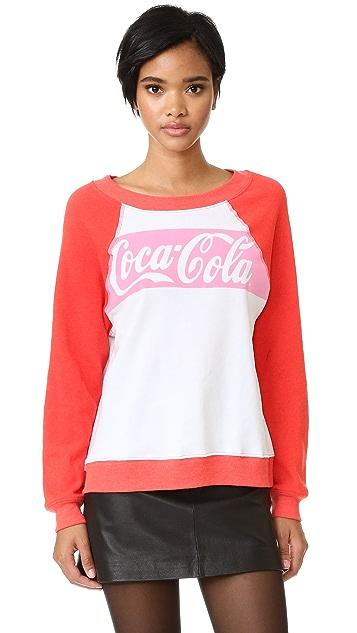 Wildfox Coca-Cola Classic Sweatshirt