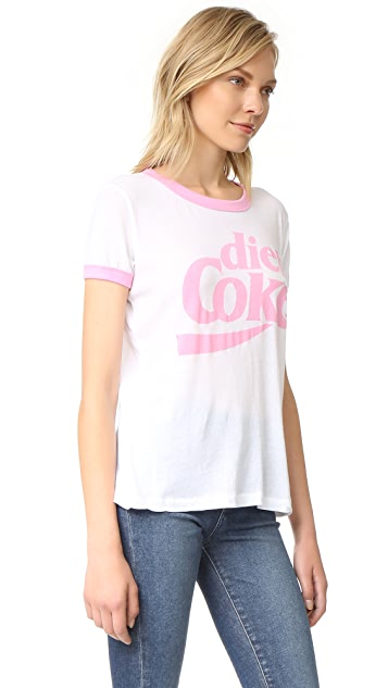 Wildfox Diet Coke Tee