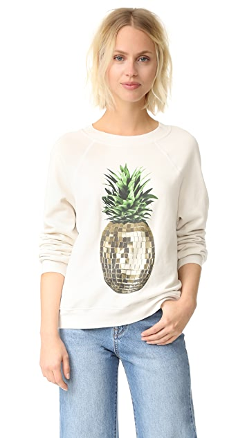 Wildfox Party Pineapple Sweater