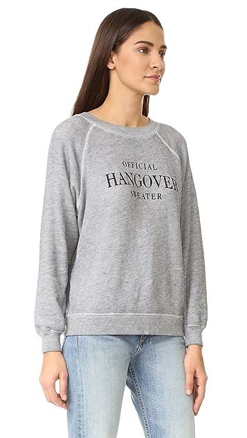 Wildfox Official Hangover Sweatshirt