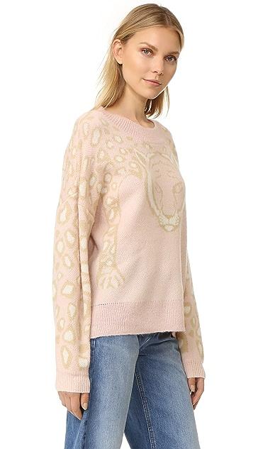 Wildfox Feline Sweater