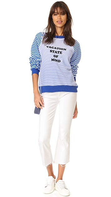 Wildfox Vacation State of Mind Sweatshirt