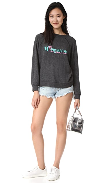 Wildfox No Problemo Sweatshirt