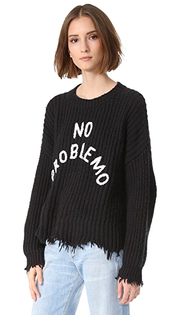 Wildfox No Problemo Sweater