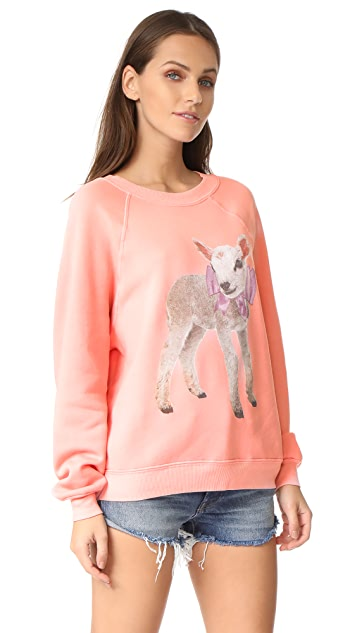Wildfox Little Lamb Sweatshirt
