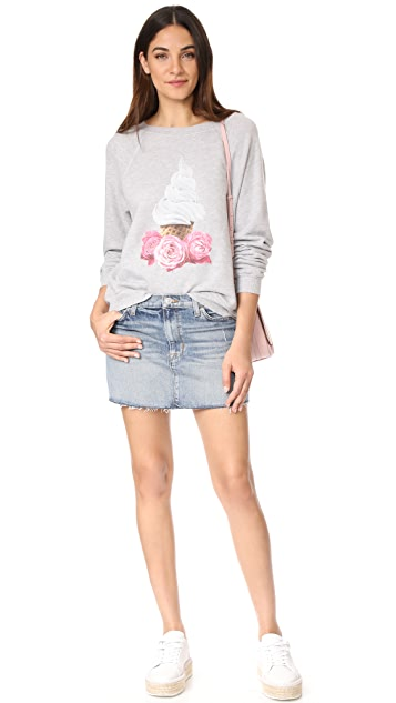 Wildfox Soft Serve Shrine Sweatshirt
