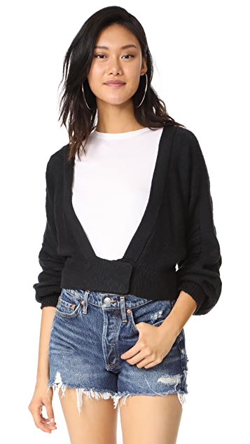 Wildfox Secret Garden Cardigan