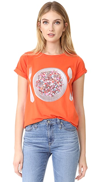 Wildfox Disco Snack Tee
