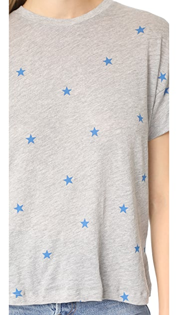 Wildfox Football Star Tee