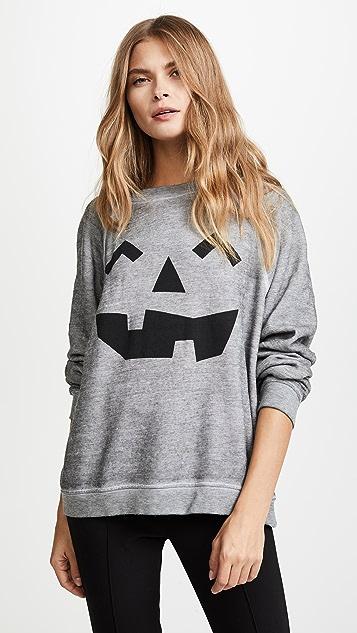 Wildfox I'm a Pumpkin Sweatshirt