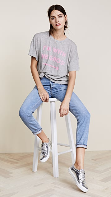 Wildfox Ghosted Sonic Tee