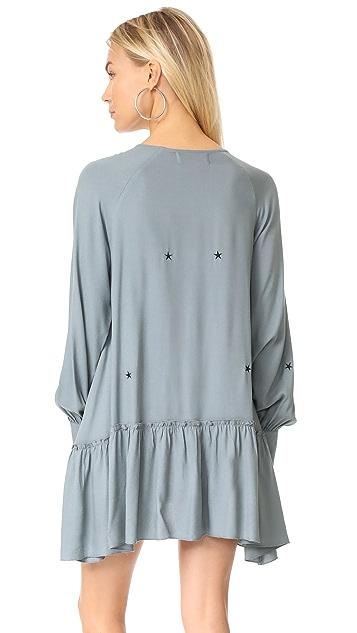 Wildfox Midnight Walker Dress