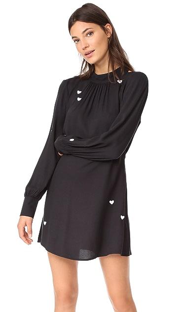 Wildfox Asperge Mini Dress