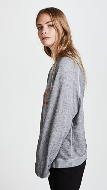 Wildfox Coffee Sommers Sweatshirt Tee
