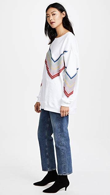 Wildfox Altituded Road Trip Sweatshirt