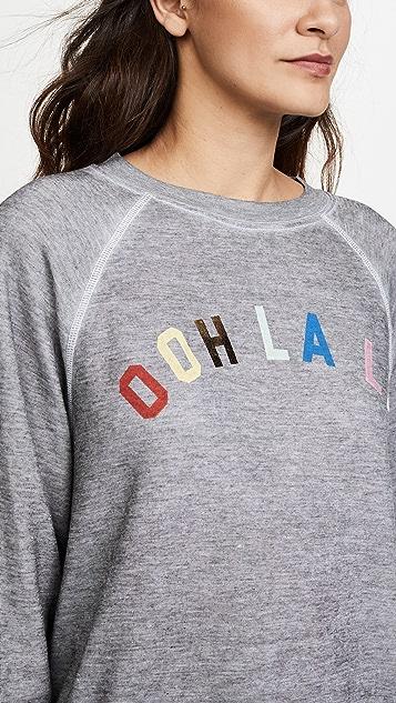 Wildfox Ooh La La Sommers Sweater Tee