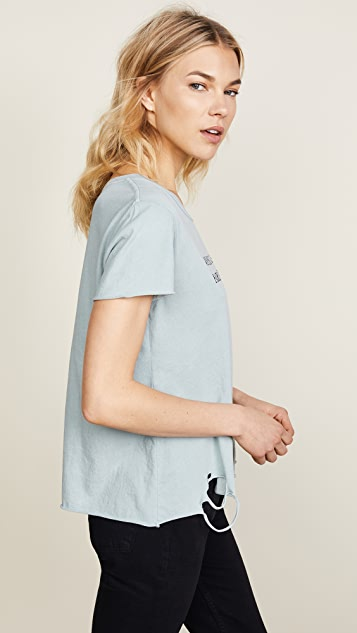 Wildfox Hardly Working Tee
