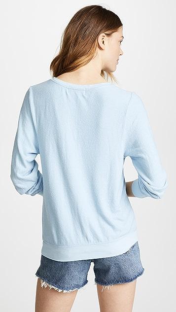 Wildfox Viva La Bedtime Sweatshirt