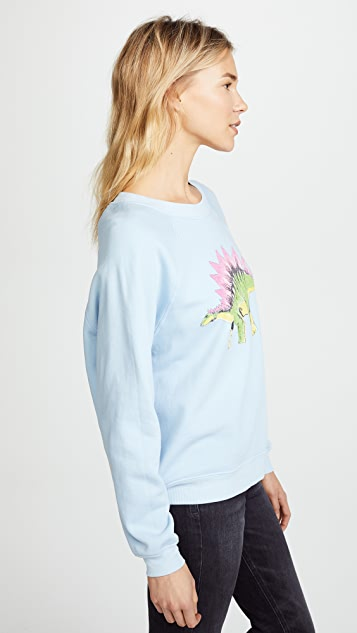 Wildfox Prehistoric Sweatshirt