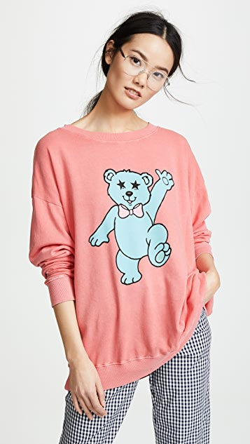 Wildfox Groovy Teddy Top