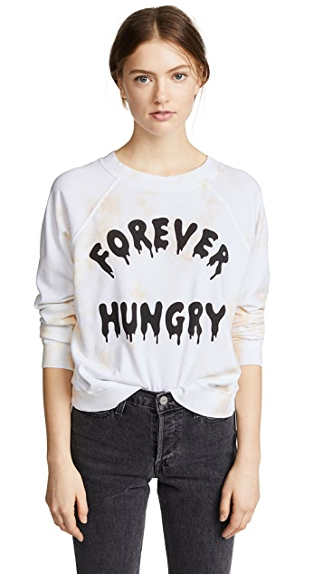Wildfox Forever Hungry Sweatshirt