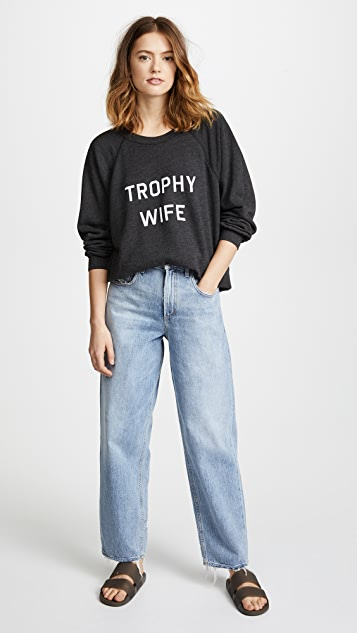 Wildfox Trophy Wife Sweatshirt