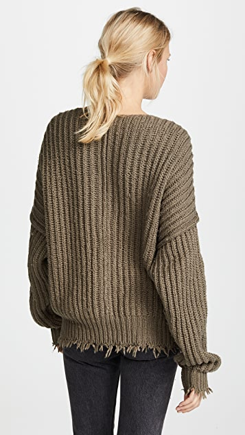 Wildfox Citadel Wrap Sweater