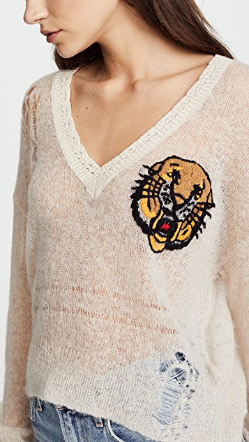 Wildfox Mascot Sweater