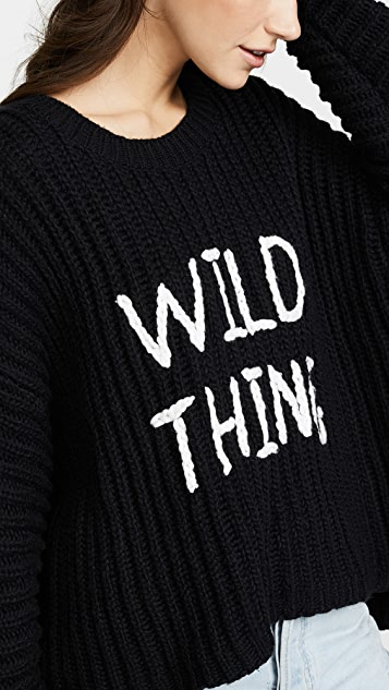 Wildfox Wild Thing Sweater