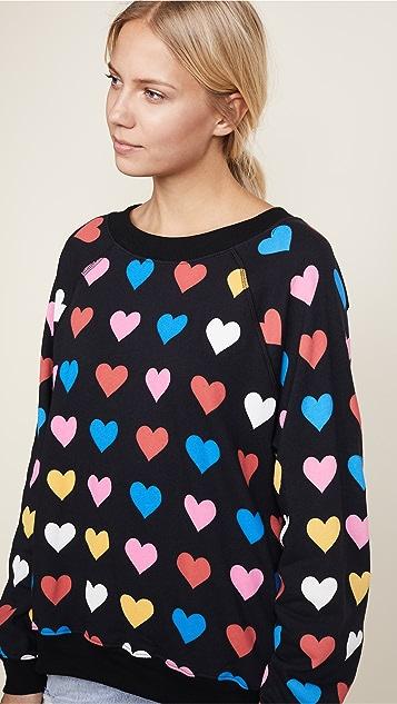 Wildfox Have a Heart Sweatshirt