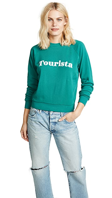 Wildfox Толстовка Tourista Junior