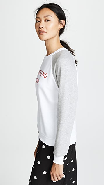 Wildfox Dog Pics Sweatshirt