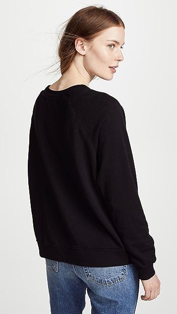 Wildfox Beverly Hills Crest Sommers Sweatshirt