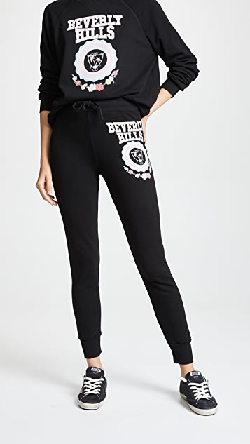 Wildfox Beverly Hills Crest Jack Sweatpants