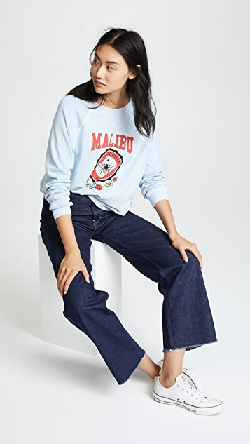 Wildfox Malibu Crest Sommers Sweatshirt